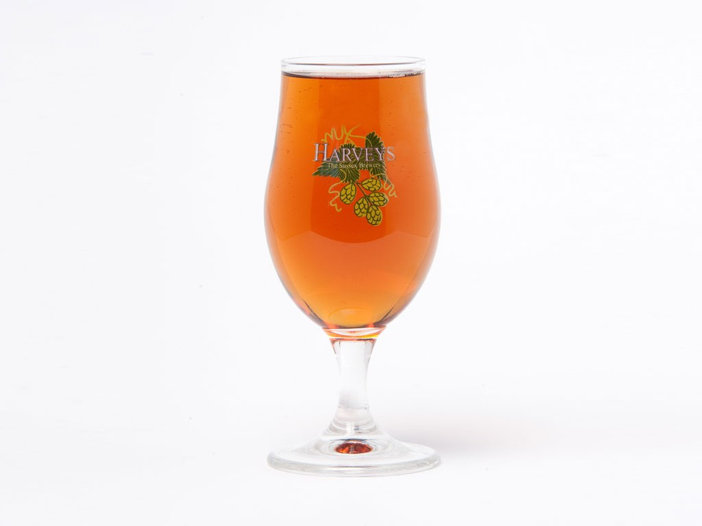 Armada Ale Glass