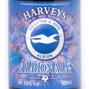 Albion Ale 500ml Label