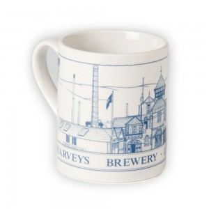 Harveys-Brewery-Blue-Mug-side