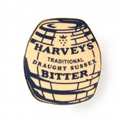 Harveys-Brewery-Badge-Barrel