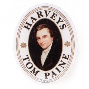 Harveys-Brewery-Badge-Tom-Paine