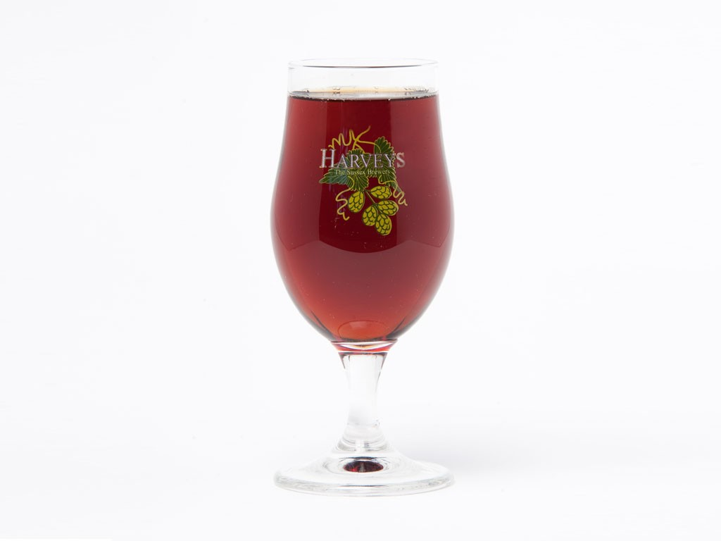 Christmas Ale Glass