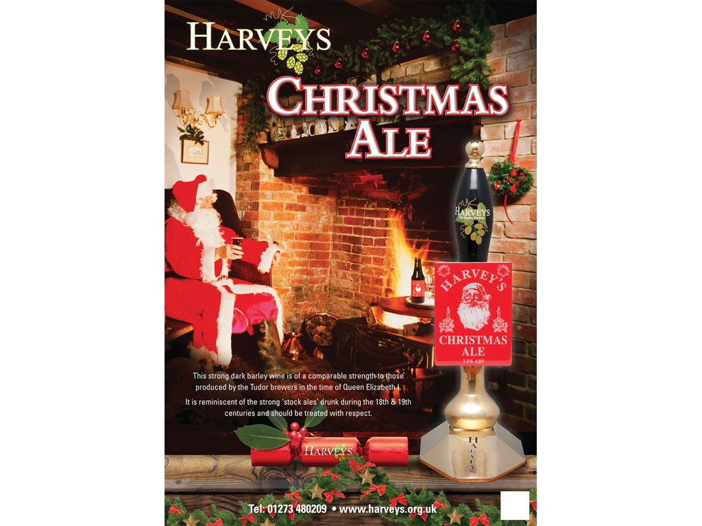 Christmas Ale Poster