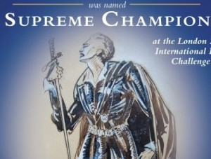 Prince of Denmark 'Supreme Champion'