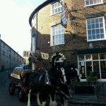 Dray Cart Lewes Arms