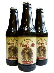 Harveys Priory Ale Bottles