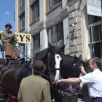 Harveys Dray Cart London Dispensary