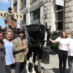 Harveys Dray Cart London