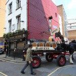 Harveys Dray Cart London Still & Star