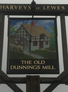 Old Dunnings Mill East Grinstead