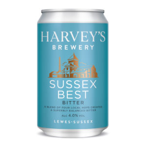 Harveys_Best Bitter Can 4 PERCENT square
