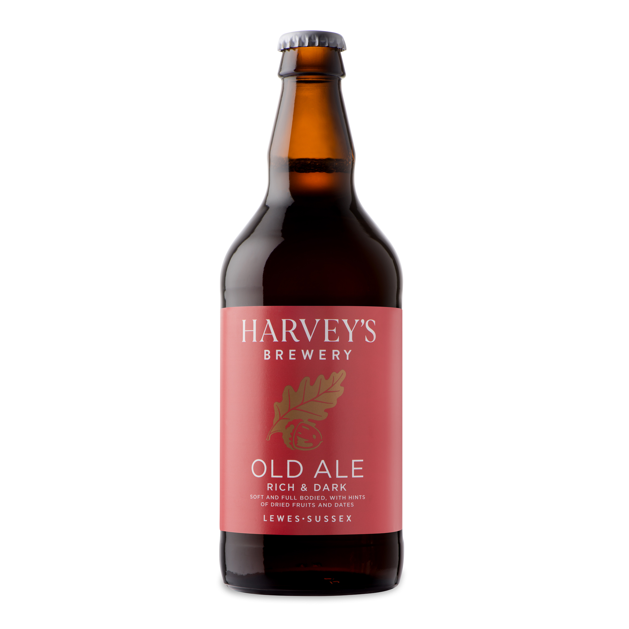 brown ale stout case 12 x 500ml harvey son lewes ltd. Black Bedroom Furniture Sets. Home Design Ideas